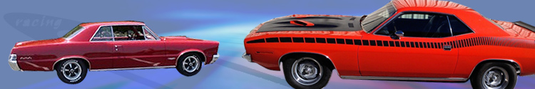 classic car repair and restoration banner