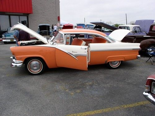 1956 Ford complete restoration