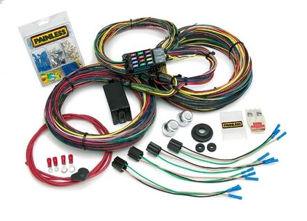 mopar wire harness from Painless Performance