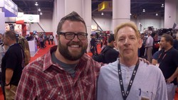 SEMA Show Rutledge Wood from Top Gear